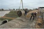 Khám phá công nghệ bê tông vải cuộn độc đáo cho xây dựng