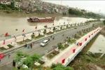 Cận cảnh cầu vượt sông 78 tỷ đồng xây xong trong 50 ngày, lập kỷ lục Việt Nam