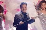 Đam Vĩnh Hưng bước trên kim cương trong 'siêu show' nửa triệu USD