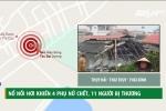 Nổ nồi hơi thảm khốc ở Thái Bình, 4 người chết