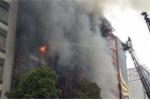 Quán karaoke vừa bị cháy khiến 13 người thiệt mạng chưa có đầy đủ giấy phép