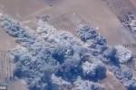 Xem chiến cơ Mỹ dội mưa bom nghiền nát mục tiêu IS