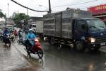 Bé trai 4 tuổi bị xe tải cán chết trên đường đi học về