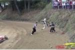 Video: Va quệt hỏng xe, tài xế dùng Karate để thi đấu
