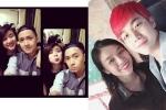 Bạn gái Hoài Lâm: Đăng ảnh cùng hàng loạt trai đẹp, trừ Hoài Lâm