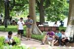 Từ 1/9, Hà Nội phủ wifi miễn phí quanh Hồ Gươm