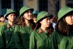 Điểm chuẩn các trường Quân đội năm 2017