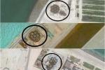 Trung Quốc xây dựng cấu trúc kỳ lạ trái phép ở Trường Sa