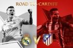 Kết quả bốc thăm bán kết cúp C1: Real Madrid vs Atletico Madrid, Monaco vs Juventus