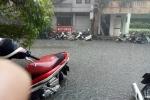 Cơn mưa chưa có tín hiệu dừng (Ảnh FB)