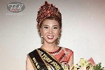 Người đẹp Quảng Ninh giành giải Hoa hậu Văn hóa thế giới tại Philippines