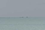 Video hiện trường đầu tiên vụ máy bay Tu-154 Nga rơi ở Biển Đen