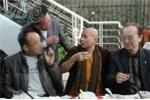 Sư giả Đỗ Văn Cường tiếp tục 'đại náo' cửa Phật ở Hải Dương