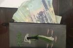 Cảnh sát truy đuổi hai tên cướp trên phố Hà Nội