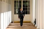 Tổng thống Obama an ủi nhân viên Nhà Trắng sau chiến thắng của ông Donald Trump