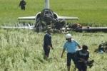 Rơi máy bay quân sự ở Phú Yên: Phi công đã hành độngrất dũng cảm