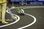 Tìm ra chiếc xe không người lái đầu tiên do sinh viên chế tạo