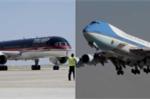 Máy bay riêng của Donald Trump và chuyên cơ của Tổng thống Mỹ, chiếc nào ấn tượng hơn?