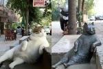 'Mèo bụng phệ' nổi tiếng của Thổ Nhĩ Kỳ được tạc tượng sau khi qua đời