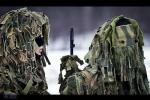 Những kiểu quân phục ngụy trang lạ mắt trên thế giới
