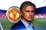 Mourinho trở thành HLV trưởng Man Utd