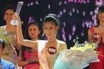 Phương Thảo đăng quang Nữ sinh viên Việt Nam duyên dáng