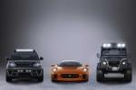 Kẻ ác trong phim 007 chạy xe của Jaguar Land Rover