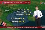 Tin mới nhất về đường đi của bão số 7