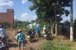 Hai vợ chồng chết với vết cứa cổ trong nhà ở Bình Phước