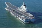 Trung Quốc khoe khả năng chiến đấu của tàu sân bay Liêu Ninh