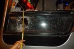 Hàng loạt xe khách bị ném đá: Đã xác định 2 nghi can