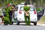 Tài xế taxi bị khách chém xối xả 10 nhát liên tiếp, cướp 1,2 triệu đồng