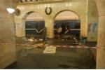Hé lộ danh tính nghi phạm vụ nổ tàu điện ngầm ở Nga
