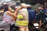 Nữ tài xế thóa mạ, đe doạ CSGT thừa nhận vi phạm và xin lỗi viên cảnh sát