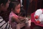 Rơi nước mắt cảnh 2 gia đình đổi con sau 3 năm nuôi nhầm ở Bình Phước