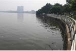 Hồ Tây: Như chưa hề xảy ra sự cố cá chết
