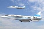 Ra mắt máy bay siêu âm tốc độ 2.300km/h