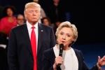 Thông điệp bí ẩn trong ngôn ngữ cơ thể của Trump khi tranh luận bầu cử Tổng thống Mỹ