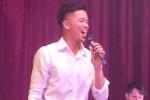 Trọng Hiếu Idol được khán giả đón nhận cuồng nhiệt trong đêm nhạc tại Đức