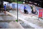 Nghẹt thở xem cảnh sát truy bắt trộm như phim hành động ở Lạng Sơn