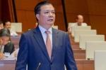 Bộ trưởng Đinh Tiến Dũng: 'Nhận định nợ công tăng nhanh, áp lực trả nợ lớn là rất đúng'