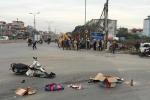 Truy tìm tài xế xe tải tông chết người rồi bỏ trốn ở Hà Nội