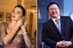 Miranda Kerr đã trả lại số nữ trang 8,1 triệu USD tỷ phú Malaysia tặng