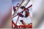 Video: Đu quay mạo hiểm gặp sự cố, hàng loạt người thương vong