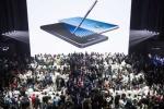 Hé lộ siêu phẩm Galaxy Note 8 với màn hình cong 4K và bộ nhớ 256GB