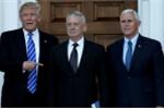 Donald Trump chọn 'huyền thoại lính thủy đánh bộ' làm Bộ trưởng Quốc phòng
