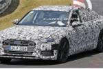 Lần đầu tiên chụp được ảnh Audi S6 sang chảnh tại Nurburgring