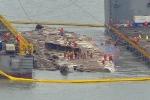 Hàn Quốc nhầm xương động vật với nạn nhân chìm phà Sewol