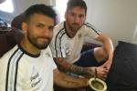 Aguero: Nhiều người muốn chia tay ĐTQG giống Messi