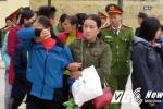 Ảnh: Nhói lòng phiên xử thảm sát 4 bà cháu ở Quảng Ninh